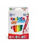 Flomasteriai Carioca JOY, (12)  1302-112