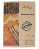 Akvarelinis sąsiuvinis SMLT, A4, 220 g, klijuotas, (20)
