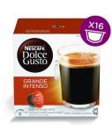 NESCAFE Dolce Gusto Grande Intenso kava 16 kapsulių dėžutėje, 1 vnt.