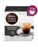 NESCAFE Dolce Gusto Espresso Intenso kava 16 kapsulių dėžutėje, 1 vnt.