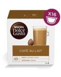 NESCAFE Dolce Gusto Café au Lait kava 16 kapsulių dėžutėje, 1 vnt.