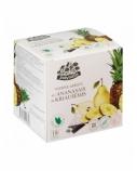 ŽOLYNĖLIS Vaisinė arbata su ananasais ir kriaušėmis 27g (1,5gx18)