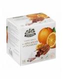 ŽOLYNĖLIS Vaisinė arbata su apelsinais ir cinamonu 36g (2gx18)