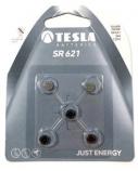 Baterija Tesla SR621 13 mAh 5 vnt.