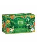 ETNO Žalioji arbata su šaltalankiu ir melisa 40g (2g x 20 vnt.)