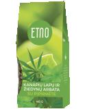 ETNO Kanapių lapų ir žiedynų arbata su pipirmėčių lapais 40g