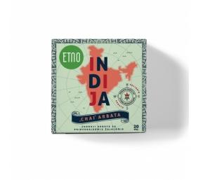 ETNO kelionių arbata INDIJA 40g (2g x 20 vnt.)