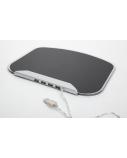 GEMBIRD mousepad with usb hub