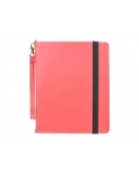 LUXA2 PA4 leather stand case pink