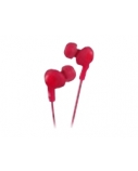 JVC HA-FX5 in ear headphones Red