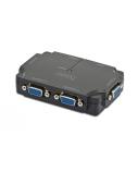DIGITUS VGA splitter 4-Port 350MHz