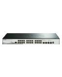 D-LINK 28P SmartMngd.PoE Gigabit Switch