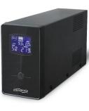 GEMBIRD UPS with LCD Display 650VA