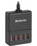 DEFENDER AC line adapter UPA-40 4 ports
