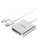 UNITEK Y-9313 Unitek USB3.0 to Multi-In-