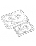 300GB 15K RPM SAS 2.5in Hot-plug Hard Drive,3.5in HYB CARR, CusKit