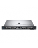 Dell PowerEdge R240/Chassis 4 x 3.5 HotPlug/Xeon E-2124/16GB/1x2TB/Rails/Bezel/On-Board LOM DP/PERC H330/iDRAC9 Bas/3yrs