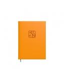 Darbo knyga-kalendorius 2020 m. A5, Oranžinė
