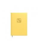 Darbo knyga-kalendorius 2020 m. A5, Geltona