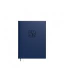Darbo knyga-kalendorius 2020 m. A5,Tamsiai mėlyna
