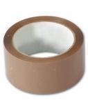 Pakavimo juosta 48mm x 54m, ruda, akrilinė  1115-027