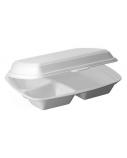Dėžutė maistui Meniu, EPS, 3 skyrių (1)  2101-015