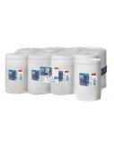 Ruloninis rankšluostinis popierius Tork Advanced Mini M1, 1 sl., 120m, 50 celiuliozė-50 antr.ž., 11 vnt.