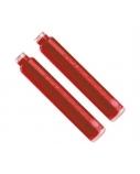 Rašalo kapsulė, trumpa, raudona (1 vnt.)  1223-026