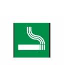 Informacinė lentelė 1.24 Rūkymo vieta, 93mm x 93mm  0616-123
