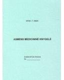 Asmens medicininė knygelė, A6 (12)  0720-012