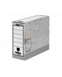 Archyvinė dėžė Fellowes, 100x260x325mm, pilka, ekologiška  0830-103