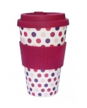 Puodelis ECOFFEE CUP, bambukinis, ekologiškas, 400 ml  2104-006