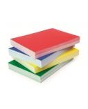 Įrišimo viršeliai Chromolux Lami A4, 250g/m² , kartoniniai, žali (100 vnt.)  0508-102