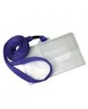 Identifikatorius su mėlyna juostele,55x90 mm (1)  0613-008
