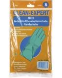 Nitrilo pirštinės Clean-Expert, žalios, S dydis, 1 pora
