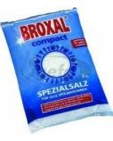 Vandens minkštinimo druska indaplovėms Broxal, granuliuota, 2kg