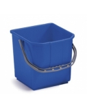 Plastikinis kibiras , mėlynas, 15l