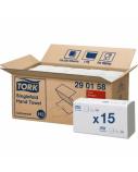 Rankšluosčiai servetėlėmis Tork Universal ZZ Soft H3,1sl. (15 vnt.)