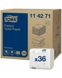 Tualetinis popierius lapeliais Tork Advanced T3, 2sl. (36 vnt.)