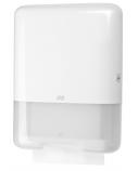 Rankšluosčių servetėlėmis dozatorius Tork Elevation ZZ/C H3, baltas