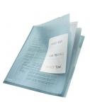 Aplankas L Leitz Combifile, A4, mėlynas, plastikinis, 3 skyrių (1)  0812-206