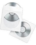 Vokas CD, su langeliu, 127x127 mm, 80 g, baltas (1)  0721-107