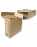 Archyvinė dėžė SMLT, 105x250x335mm, ruda, ekologiška  0830-304