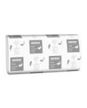 Lapelinis rankšluostinis popierius Katrin Plus Zig Zag 2, 2 sl., 200 lapelių, 22.4x23cm, celiuliozė,