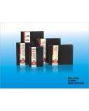 Albumas vizitinėms kortelėms BUSINESS HEETON (360), juodas, 19,7x24,4cm  1007-217