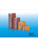 Albumas vizitinėms kortelėms HEETON M (120), rudas, 11,5x19,5cm  1007-213
