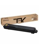 Kyocera TK-8115 (1T02P30NL0), juoda kasetė lazeriniams spausdintuvams, 12000 psl.
