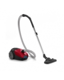Philips PowerGo Vacuum cleaner with bag FC8243/09 Allergy, Sporty Red, power control
