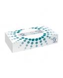 """Kosmetinės servetėlės Papernet """"Superior"""" dėžutėje, 411173, 40 pak."""