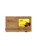 Juodasis šokoladas 56% Roshen, 22 pak. po 90g